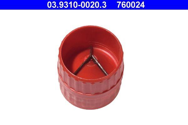ATE  03.9310-0020.3 Narzędzie stępiające ostre krawędzie, rurki