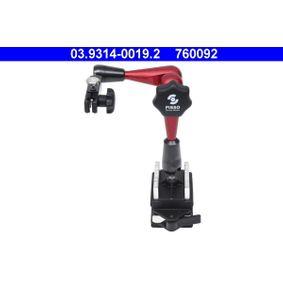 ATE Holder, brake disc runout dial gauge 03.9314-0019.2