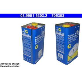ATE  03.9901-5303.2 Bremsflüssigkeit DOT 3