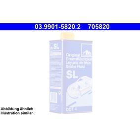 ATE  03.9901-5820.2 Bremsflüssigkeit