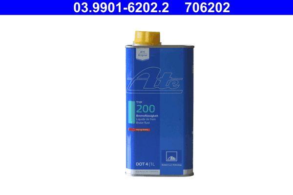 Brake Fluid ATE 03.9901-6202.2 expert knowledge