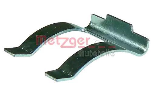 Halter, Bremsschlauch 3208 METZGER Z3208 in Original Qualität