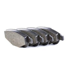 Sensor del Pedal del Acelerador PEUGEOT 307 SW (3H) 1.6 BioFlex de Año 09.2007 109 CV: Juego de pastillas de freno (13.0460-3966.2) para de ATE