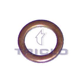 Seal, oil drain plug Ø: 20mm, Thickness: 1,8mm, Inner Diameter: 10mm with OEM Number 031333