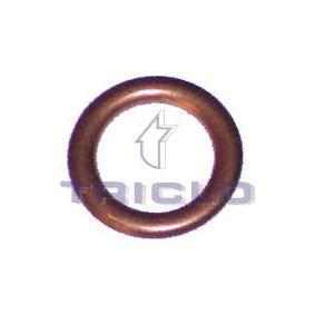 Anello di tenuta, vite di scarico olio Ø: 21mm, Spessore: 2mm, Diametro interno: 14mm con OEM Numero 0313.27