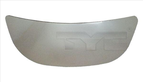 Rückspiegelglas TYC 325-0079-1 8717475099621