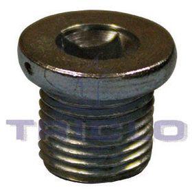 Tapón roscado, colector de aceite con OEM número 7703075348
