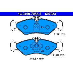 Bremsbelagsatz, Scheibenbremse Art. Nr. 13.0460-7083.2 120,00€