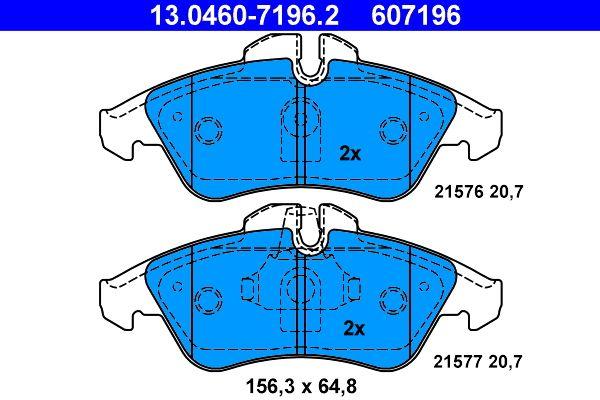 13.0460-7196.2 ATE von Hersteller bis zu - % Rabatt!