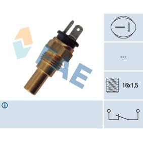 Kühlmitteltemperatur-Sensor Pol-Anzahl: 2-polig mit OEM-Nummer MD050214