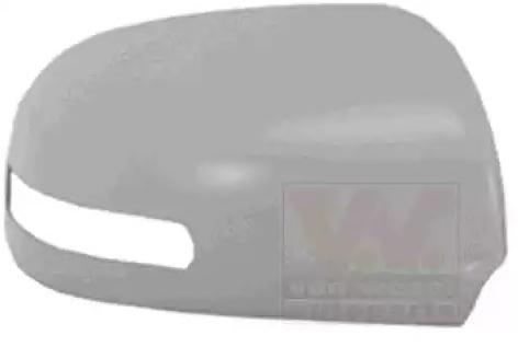 Cubierta, retrovisor exterior 3274844 VAN WEZEL 3274844 en calidad original