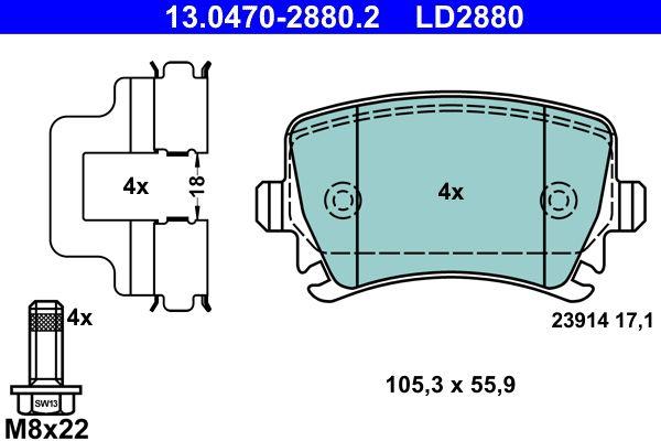 LD2880 ATE mit 32% Rabatt!