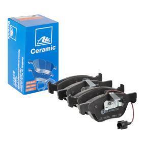 Kit pastiglie freno, Freno a disco 13.0470-7140.2 LYBRA SW (839BX) 1.9 JTD ac 2002