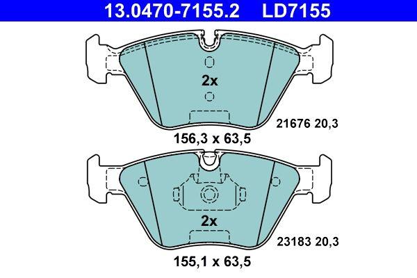 13.0470-7155.2 ATE del fabricante hasta - 26% de descuento!