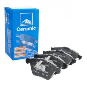 Brake Pad Set, disc brake 13.0470-7204.2 V40 Hatchback (525, 526) 1.6 D2 MY 2012