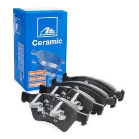 Комплект спирачно феродо, дискови спирачки 13.0470-7220.2 M-класа (W164) ML 320 CDI 3.0 4-matic (164.122) Г.П. 2006