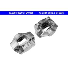 ATE Bremssattel 13.2381-8029.2 mit OEM-Nummer A1264200483