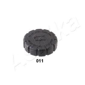 Tapa, radiador con OEM número 210 501 07 15.
