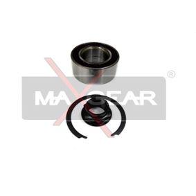 Wheel Bearing Kit 33-0013 Corsa Mk3 (D) (S07) 1.4 MY 2012