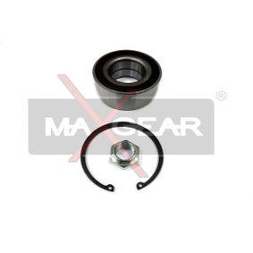 Wheel Bearing Kit 33-0051 308 I Hatchback (4A_, 4C_) 1.6 16V MY 2011