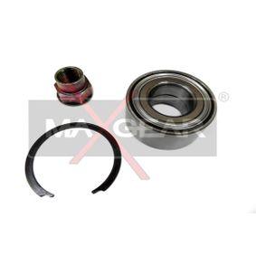 Wheel Bearing Kit 33-0112 PUNTO (188) 1.2 16V 80 MY 2004