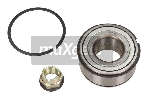 MAXGEAR  33-0316 Radlagersatz Ø: 84,1mm, Innendurchmesser: 40mm