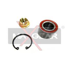 Radlagersatz Ø: 52mm, Innendurchmesser: 25mm mit OEM-Nummer 43210 AX000