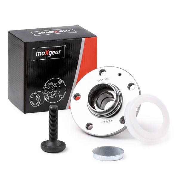 Radlagersatz MAXGEAR 33-0409 Erfahrung
