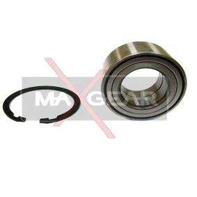 2009 Hyundai i10 PA 1.1 Wheel Bearing Kit 33-0538