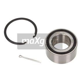 2011 KIA Ceed ED 2.0 Wheel Bearing Kit 33-0584