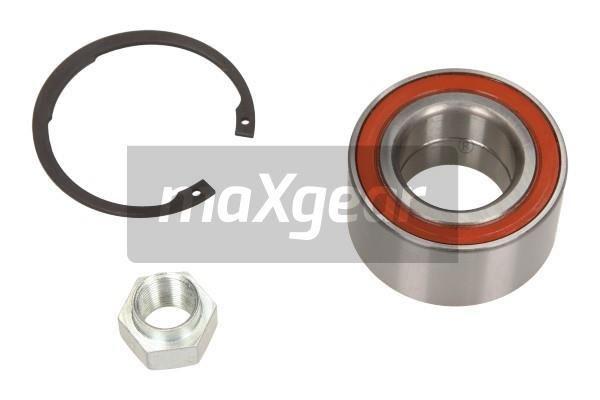MAXGEAR  33-0597 Radlagersatz Ø: 74mm, Innendurchmesser: 39mm
