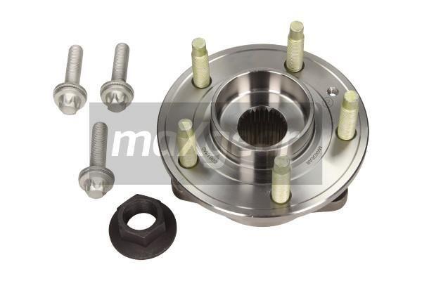 Radlager & Radlagersatz MAXGEAR 33-0643 Bewertung