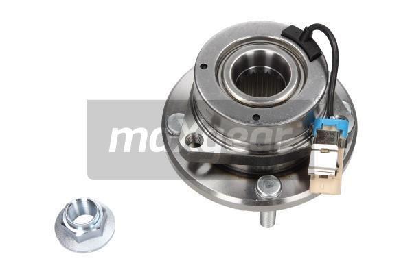 Radlager 33-0647 MAXGEAR 2367MG in Original Qualität