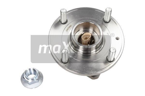Radlager & Radlagersatz MAXGEAR 33-0647 Bewertung