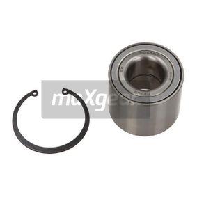 Wheel Bearing Kit 33-0793 308 I Hatchback (4A_, 4C_) 1.6 16V MY 2012