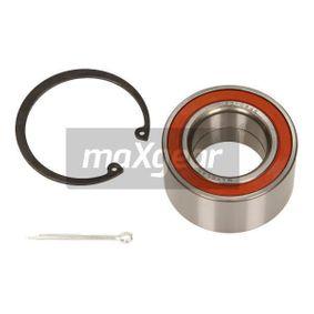 Wheel Bearing Kit 33-0846 SORENTO 1 (JC) 2.5 CRDi MY 2005