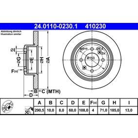 Bremsscheibe Art. Nr. 24.0110-0230.1 120,00€