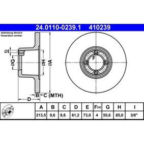 Bremsscheibe Art. Nr. 24.0110-0239.1 120,00€