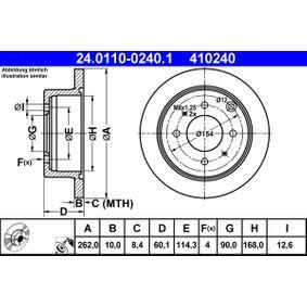 Bremsscheibe Art. Nr. 24.0110-0240.1 120,00€