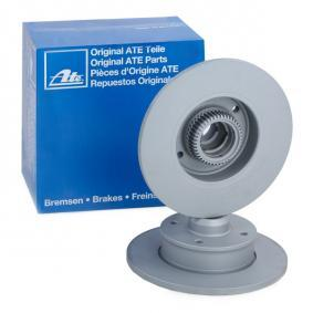 Bremsscheibe Bremsscheibendicke: 10,0mm, Lochanzahl: 4, Ø: 226,0mm mit OEM-Nummer 357615601