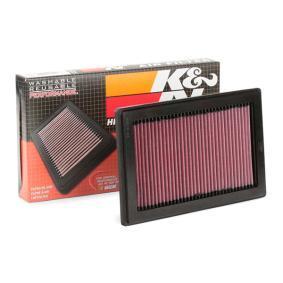 K&N Filters 33-3034 expert knowledge