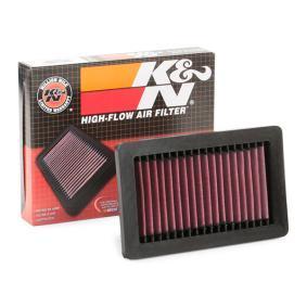 K&N Filters 33-3043 Erfahrung