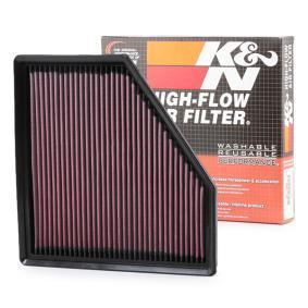 K&N Filters 33-3051 Erfahrung