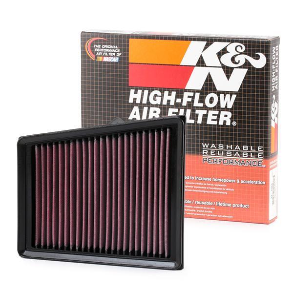 Filter K&N Filters 33-3057 Erfahrung