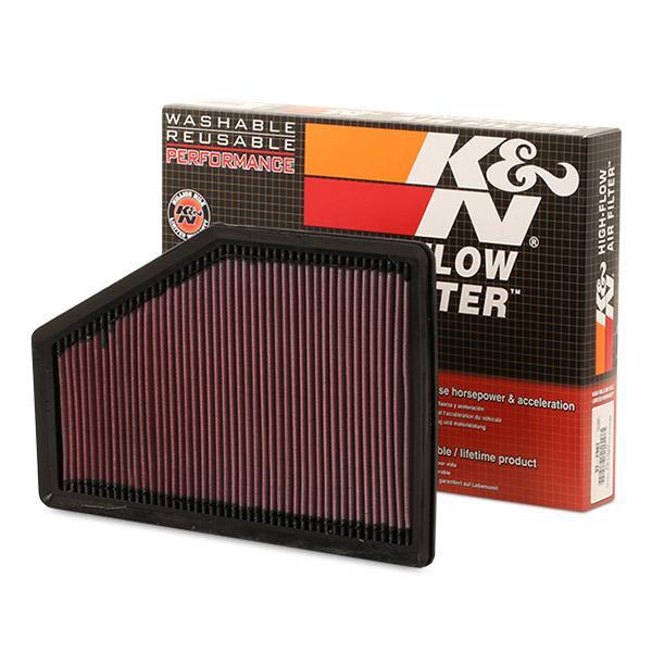 Luftfilter K&N Filters 33-5049 Erfahrung