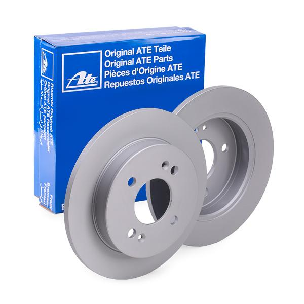 Disc Brakes ATE 24.0110-0324.1 expert knowledge