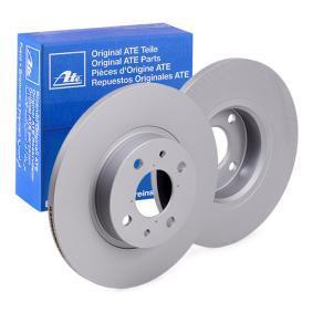 ATE спирачен диск (24.0112-0127.1) за с ОЕМ-номер 51859075