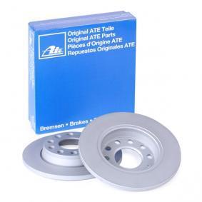 ATE Bremsscheibe 24.0112-0148.1 für AUDI A4 Avant (8E5, B6) 3.0 quattro ab Baujahr 09.2001, 220 PS