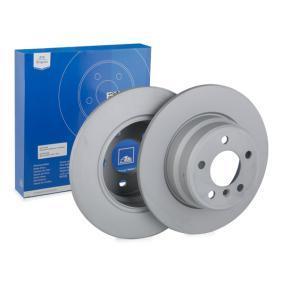 Bremsscheibe 24.0112-0152.1 X5 (E53) 3.0 d Bj 2004
