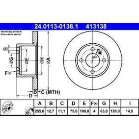 Bremsscheibe Art. Nr. 24.0113-0138.1 120,00€
